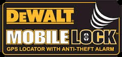 DeWalt MobileLock - Portable Alarm System and GPS Locator For Race Car Trailers and Transporters